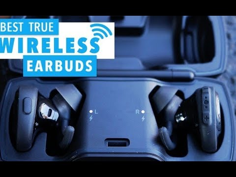 True Wireless Earbuds Headphones – Superior 3D Stereo Sound