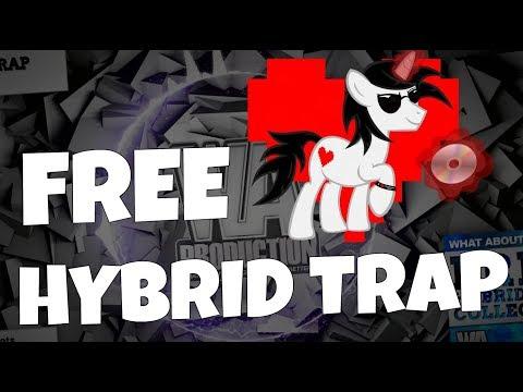 FREE Hybrid Trap Collection | It's liiiiiiiiiit