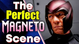 One X-Cellent Scene - Magneto's PERFECT Introduction!