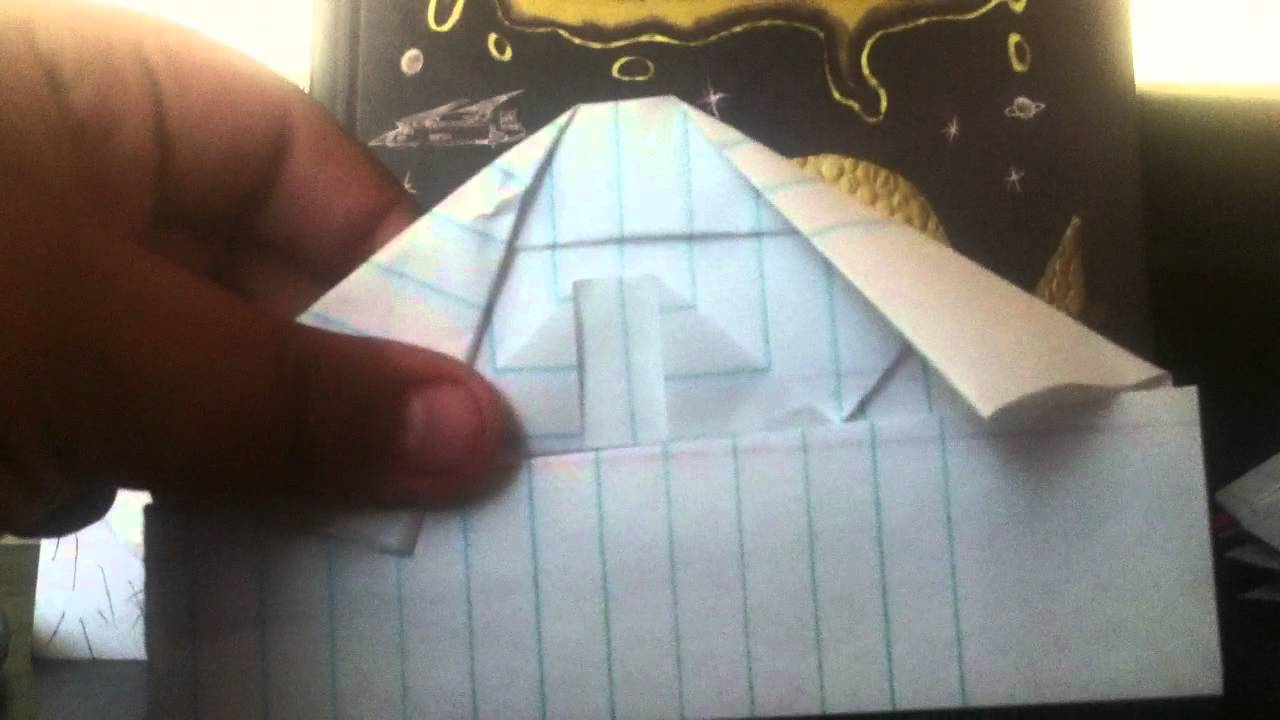 How To Make An Origami Darth Paper With Anakin Face