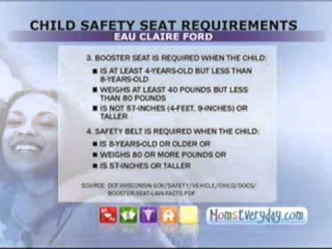 Wisconsin Car Seat Laws And Best Practices