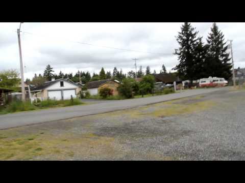 Downtown Carbonado, Washington State