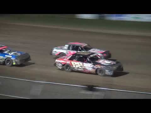 IMCA Hobby Stock Season Championship feature Independence Motor Speedway 8/24/19