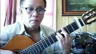 Bài Không Tên Số 8 (Vũ Thành An) - Guitar Cover by Hoàng Bảo Tuấn