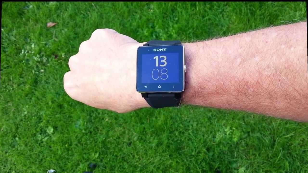 Sony smartwatch 2 outdoors test and Endomondo Running App ...