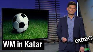 Wird die Fußball-WM in Katar zur Kata(r)strophe?