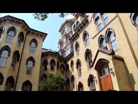 Ben's Tours--University of Notre Dame