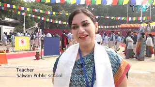 TibetTV Exclusive: Interaction with students and staff of Salwan Public School