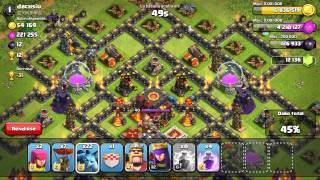 """¡¡REINA NIVEL 33!!"" - Road to Heroes 40 #10 - Clash of Clans Español"