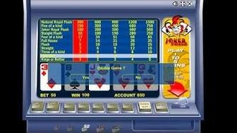JOKER POKER online free casino SLOTSCOCKTAIL hhs