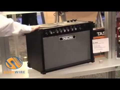 Tascam Presents More New Products: 2488 Mark II Digital Multitrack, GA30CD Guitar Amp