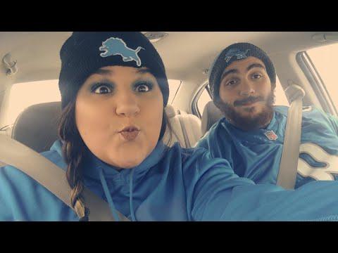 Traveling To Detroit! Vlog #1!