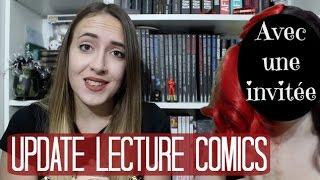 Update Comics - Décembre 2016 (avec une invitée)