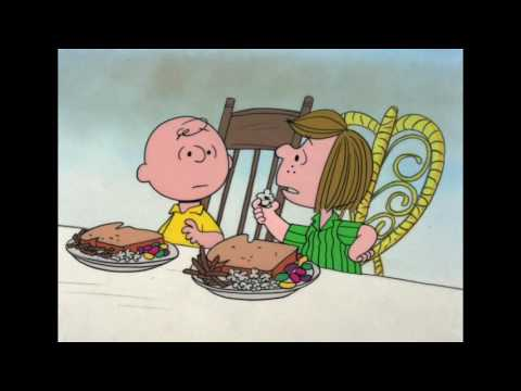 A Charlie Brown Thanksgiving trailers
