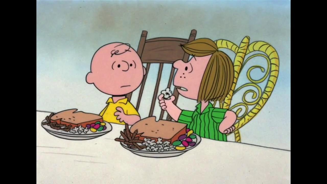 A Charlie Brown Thanksgiving - CBS Promo (HD) (1973)