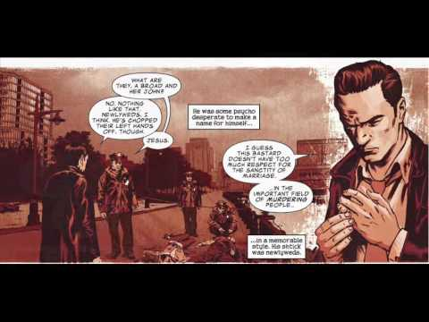 Max Payne 3 Fight Flight Third And Final Issue By Marvel