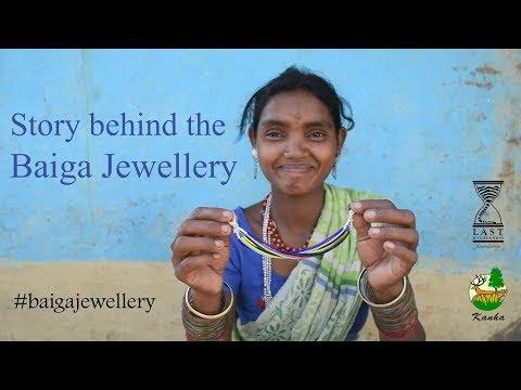 Story Behind The Baiga Jewellery