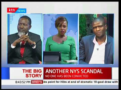 The Big Story: Scandal at National Youth Service (NYS)