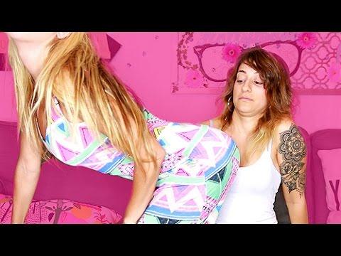 Straight Girl Vs Lesbian : Dating Drama