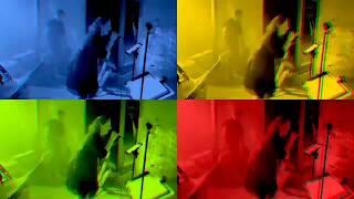 Apetizer Partyband spielen als Quartett auf einer Hochzeitsfeier