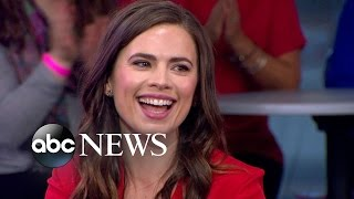 conviction hayley atwell interview