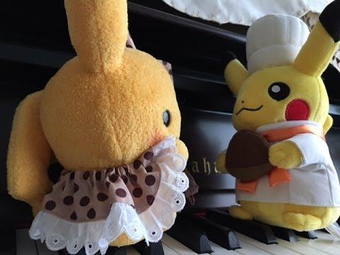 【ポケモン】 ピカチュウの服の作り方 【手芸】