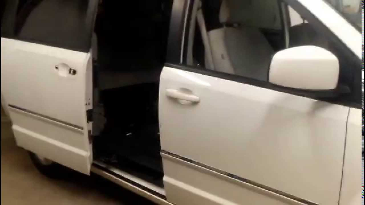 maxresdefault how to fix 2008 2013 grand caravan door handle youtube  at aneh.co