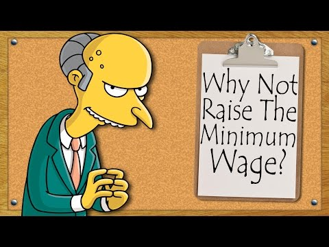 Why Not Raise The Minimum Wage?