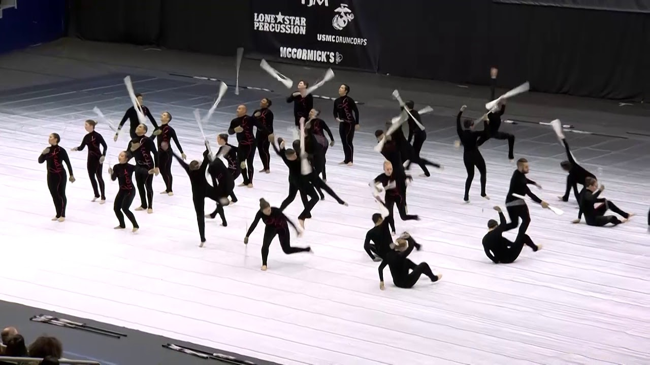 winter guard is coming winter guard 2019 youtube