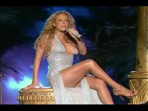 MARIAH CAREY LIVE MTV 2005