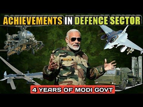 Defence Sector's Biggest Achievements In 4 Years Of Narendra Modi Government Since 2014 (Hindi)