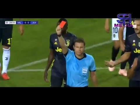 Ronaldo's red card: Did he deserve it?