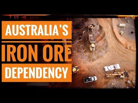 Australia's Iron Ore Dependency