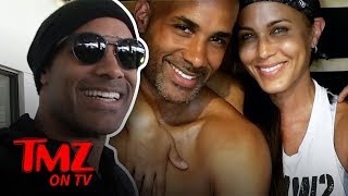 Boris Kodjoe Is Ridiculously Good Looking | TMZ TV