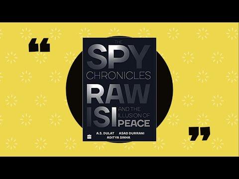 Spy Chronicles | Asad Durrani | AS Dulat | ISI | RAW | Book Review | Book Summary | Kitabi Keera