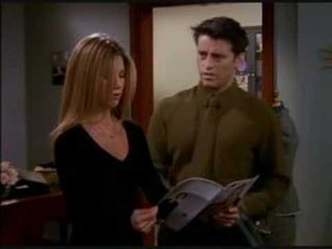 Friends - Joey's Bag (Greek Subs)