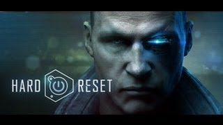 Hard Reset Extended Edition Gameplay PC 1080p HD