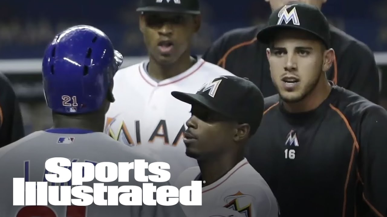 MLB Monday scores, highlights, updates, news: Benches clear between Rangers, Astros