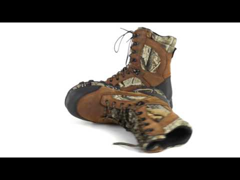 Winchester 61614 Camo Hunting Boots - 10
