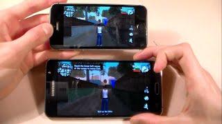 Samsung Galaxy J5 2016 vs iPhone 5S