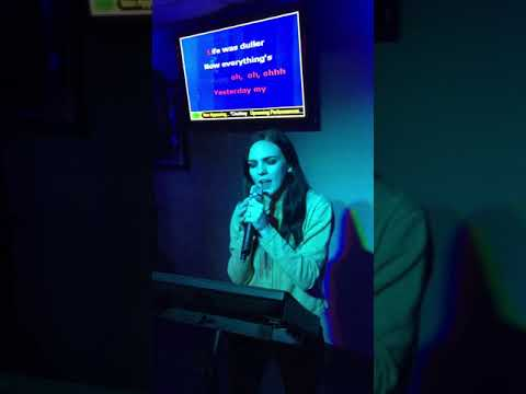 HPE Karaoke 2-16-2018 Hey now! Is She Dreaming?