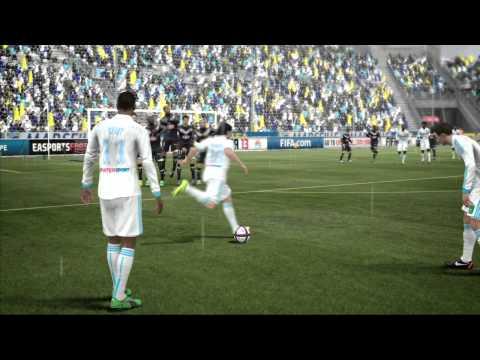 FIFA SOCCER 13 - E3 2012 Gameplay Trailer