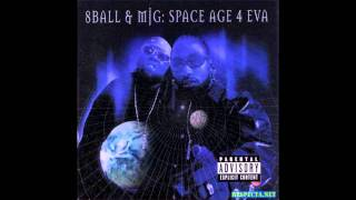 Eightball & Mjg  - Space Age Pimpin (Slowed Down)