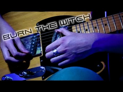 ♫ Radiohead - Burn The Witch (One Woman Band) cover ♫