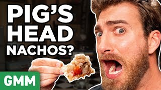 will it nacho taste test
