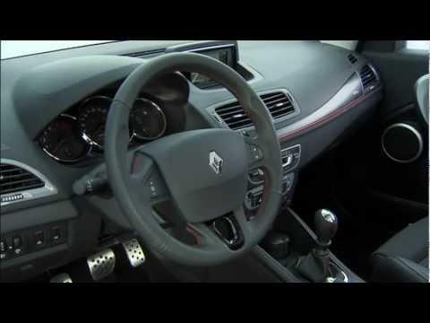 Renault Megane Estate Gt Line Collection 2012 Interior Static