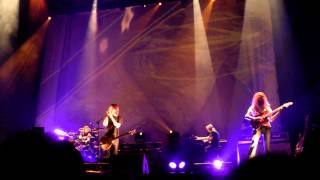 Steven Wilson - The Pin Drop (Santiago, 16 de Mayo 2013)