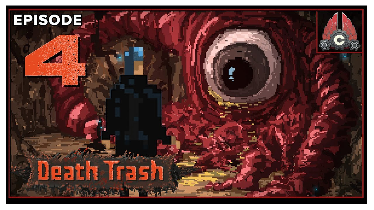 CohhCarnage Plays Death Trash Early Access - Episode 4