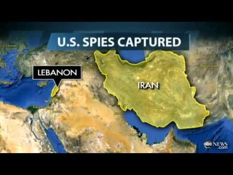 CIA Spies Captured in Iran & the Lebanon