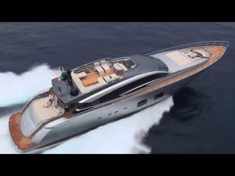 Pershing 108 by Ventura Barcelona